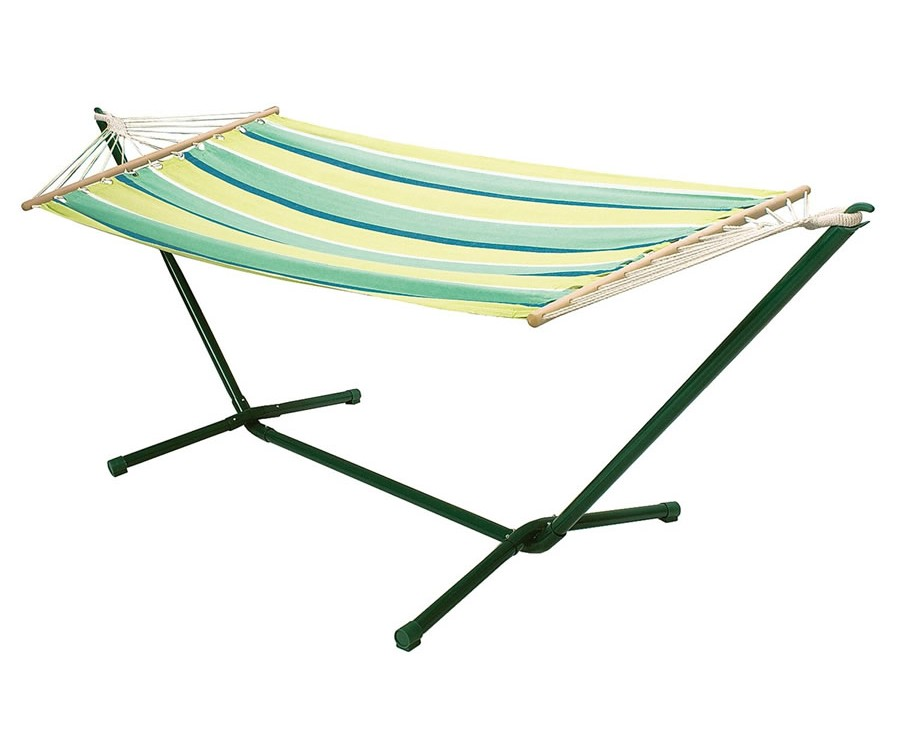 Outdoor Hammock Stand Set