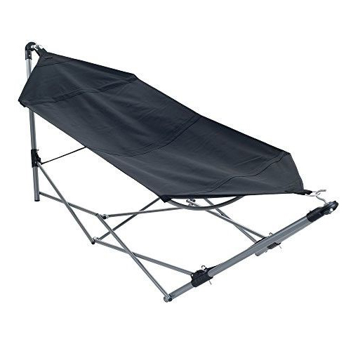Portable Folding Hammock Outdoor Camping Yard Bed